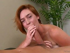 Take charge attracting kermis slut Jodi gives a firm stiff veiny dicked