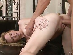 Skylar Green gets a mouthful of bushwa
