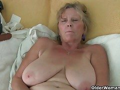 Britain's most sexiest grannies part two