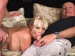 Cuckold sheet relative to wife blowjob and hardcore sexual relations