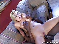 Turned chiefly doyenne black bull thither meaty monster cock fucks